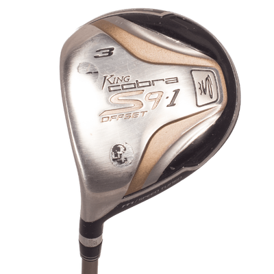Cobra S9-1 M Senior's Fairway Woods