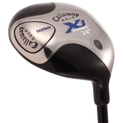 Callaway XJ Junior Fairway Woods (Ages 9-12)