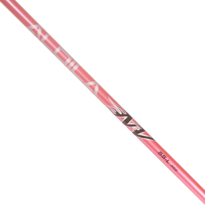 Aldila NV 55 Pink Women's Fit Shafts