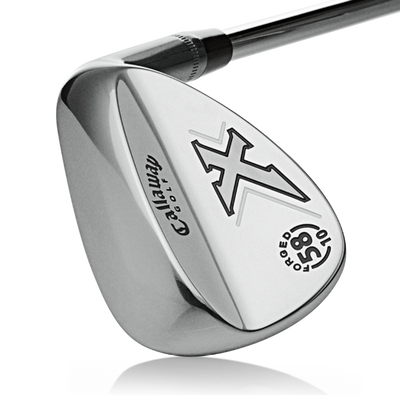 Tour Authentic X-Forged Chrome Wedges