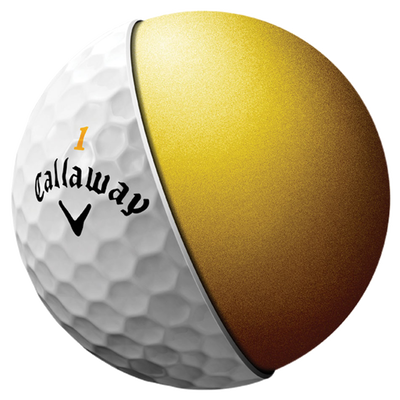 HEX Warbird Logo Overrun Golf Balls