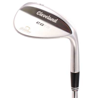 Cleveland CG15 Satin Chrome Wedges