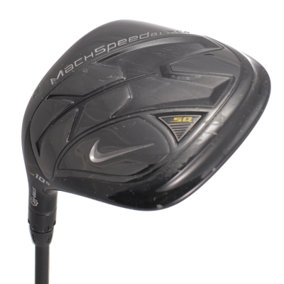 Nike SQ Machspeed Black Square Drivers