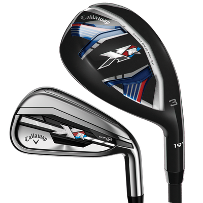 XR Irons/Hybrids Combo Set