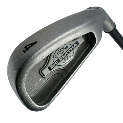 Big Bertha X-12 Irons