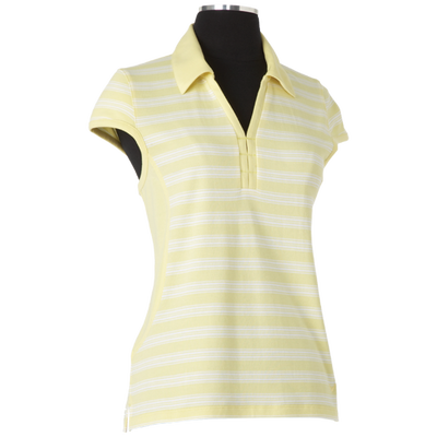 Women's Elements Striped Blocked Polo