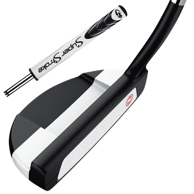 Odyssey Versa #9 Black with SuperStroke Grip Putters