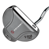 Odyssey White Ice 2-Ball Broomstick Putter - View 3