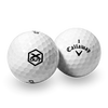 HEX Chrome X-Out Golf Balls - View 2