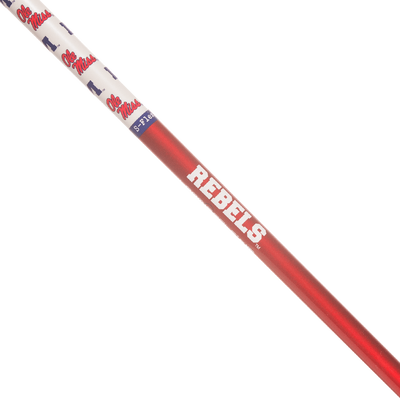 Ole Miss Rebels Fit Shafts