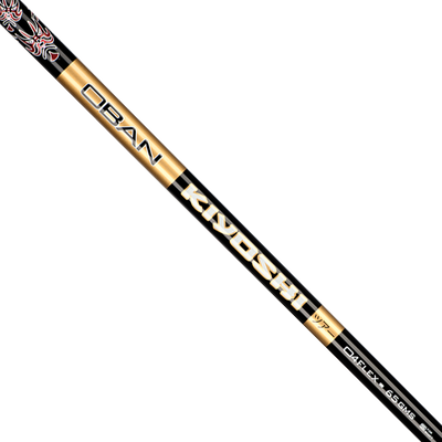 Oban Kiyoshi Black 65 OptiFit Shafts