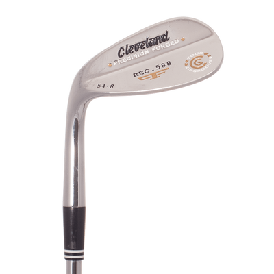 Cleveland 588 Forged Chrome Wedges (2012)