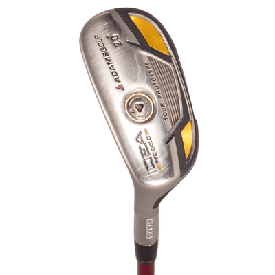 Adams Golf Idea Pro Gold Hybrid 3 Hybrid Mens/Right