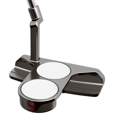 Odyssey White Ice 2-Ball Blade Putter
