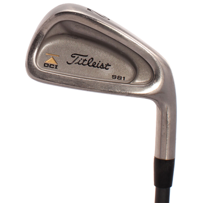 Titleist DCI 981 Irons