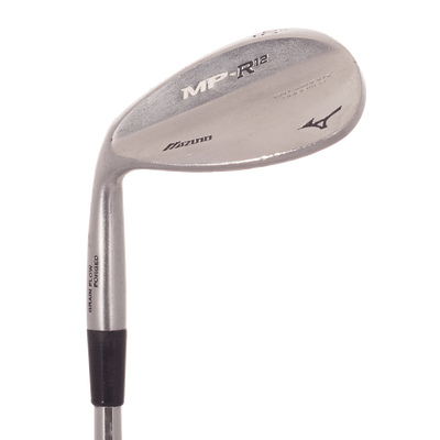 Mizuno MP R-12 White Satin Wedges Lob Wedge Mens/Right