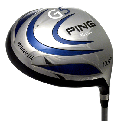 Ping G5 Driver 10.5° Mens/Right