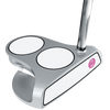Women's Odyssey Divine Pink 2-Ball Putters - View 1