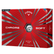 Chrome Soft Personalized Overruns Golf Balls