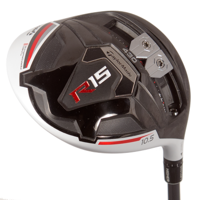 TaylorMade R15 430 Driver 10.5° Mens/Right
