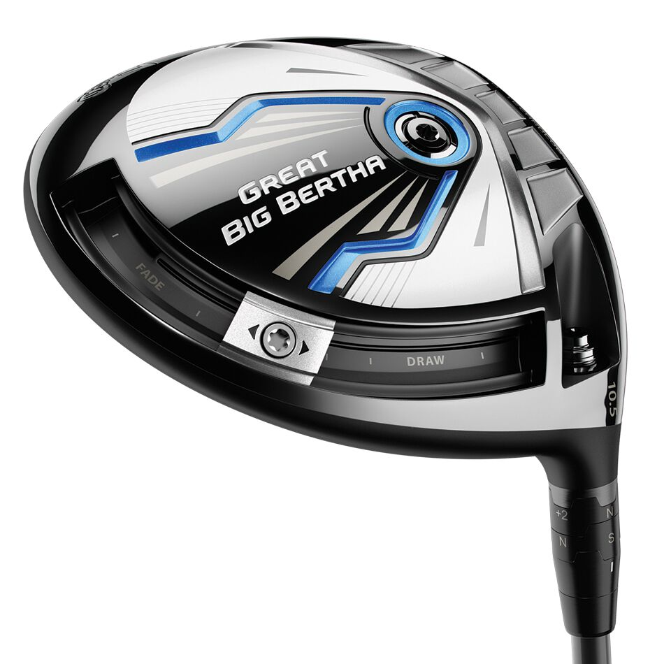 Callaway Golf Women's Great Big Bertha Driver