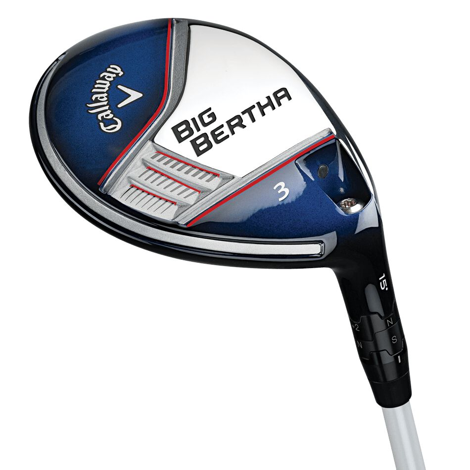 Callaway Golf Big Bertha Fairway Woods