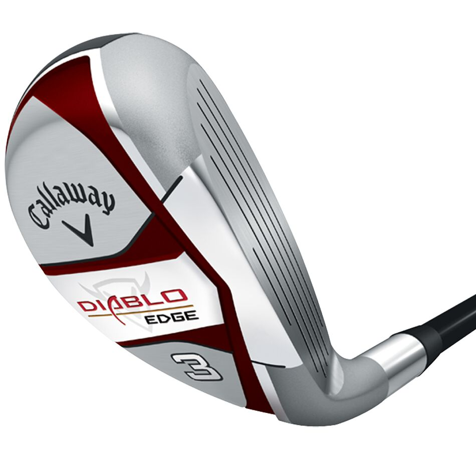 Callaway Golf Diablo Edge Hybrids