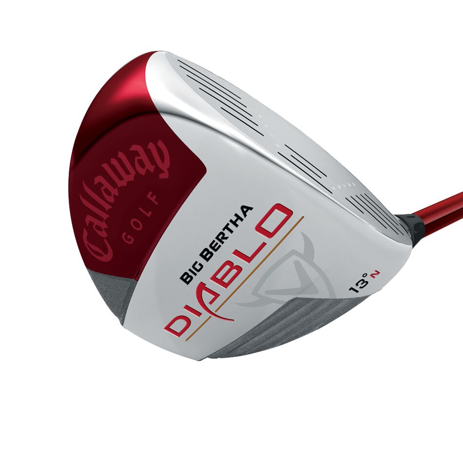 Callaway Golf Big Bertha Diablo Fairway Woods