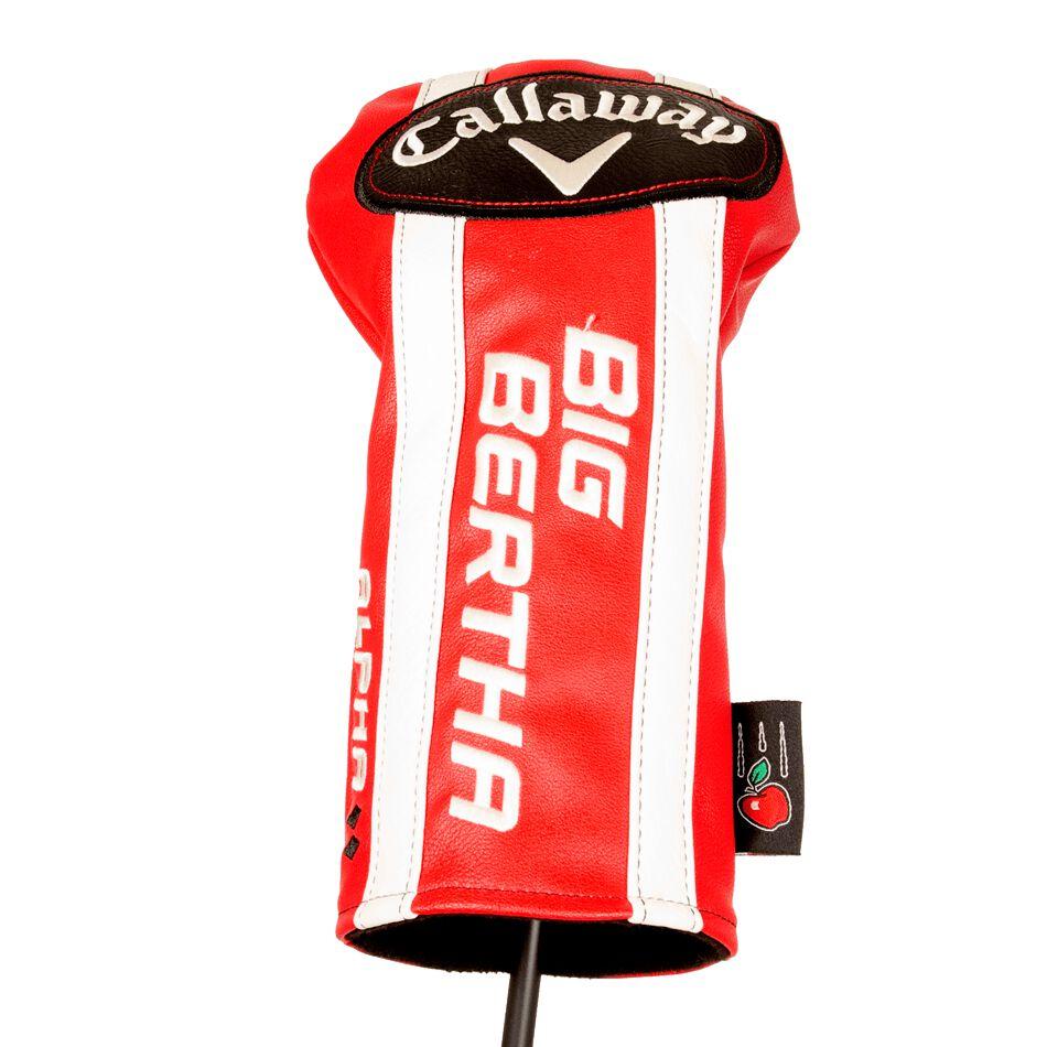 Callaway Golf Big Bertha Alpha 815 Double Black Diamond Driver Headcovers