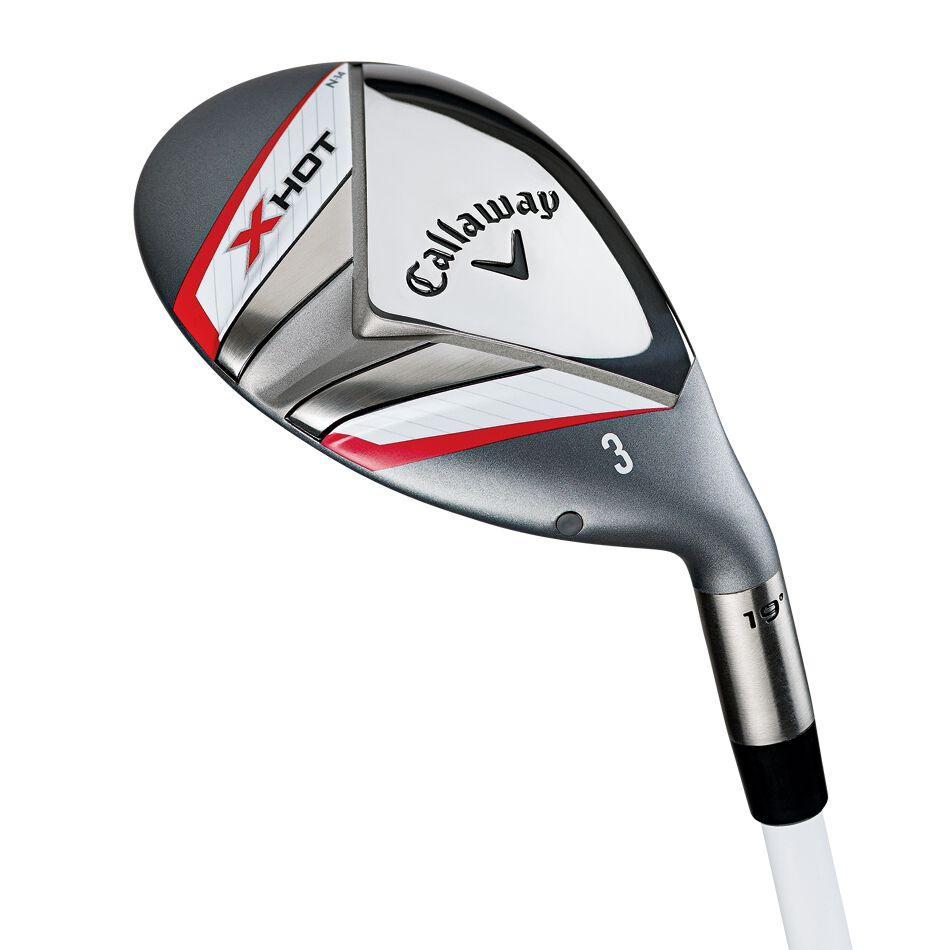 Callaway Golf X Hot N-14 Hybrids