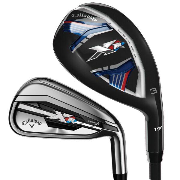 Callaway Golf XR Irons/Hybrids Combo Set
