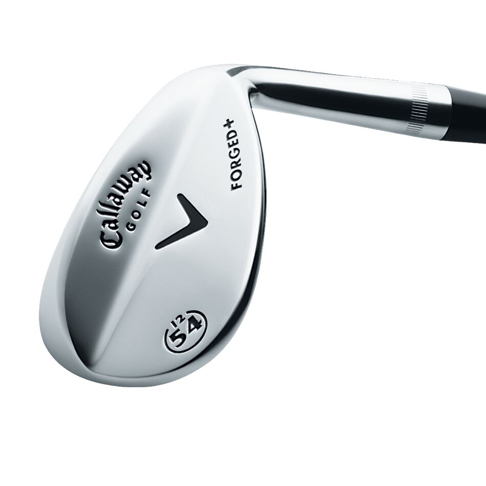 Callaway Golf Forged+ Chrome Wedges