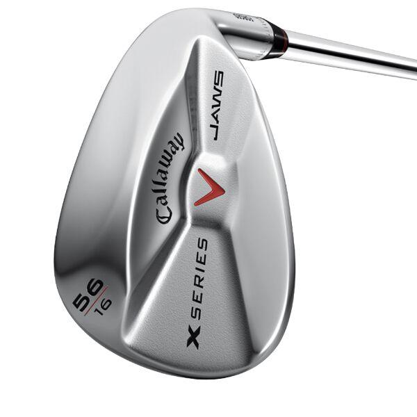 Callaway Golf X Series JAWS Chrome Wedges