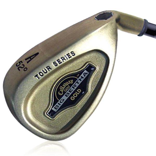 Callaway Golf Big Bertha Tour Series Gold Wedges