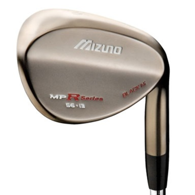 Mizuno MP R Series Black Nickel Wedges