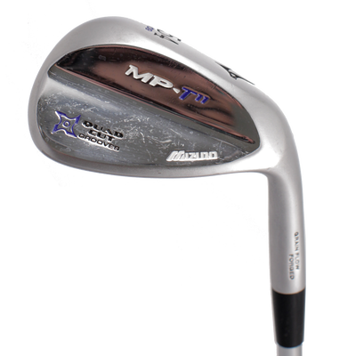 Mizuno MP T-11 White Satin Wedges