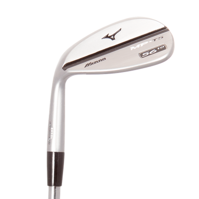 Mizuno MP-T5 White Satin Wedges