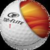 XL7000 Super Straight 15-Pack Golf Balls - View 3