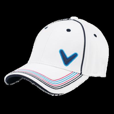 Visor Stripes Cap