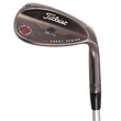 Titleist Vokey Spin Milled Black Nickel Wedges