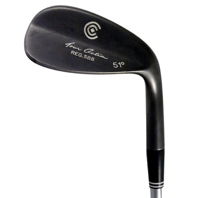 Cleveland 588 GunMetal Gap Wedge Mens/Right