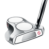 Odyssey White Steel 2-Ball Putters - View 2