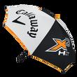 """Staff X2 Hot 64"""" Umbrella"""