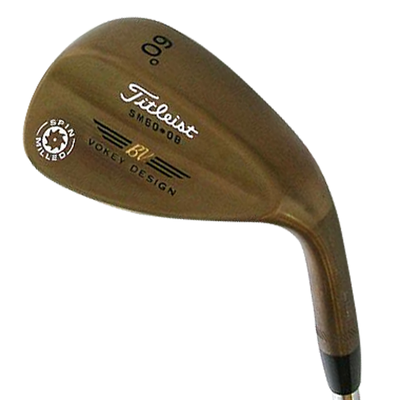 Titleist Vokey Spin Milled Oil Can Wedges (2005)