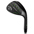 Mack Daddy 3 Milled Matte Black Approach Wedge Mens/Right