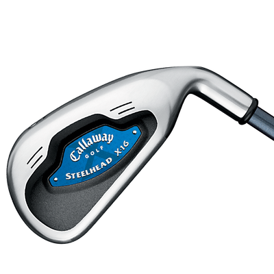 Steelhead X-16 Irons