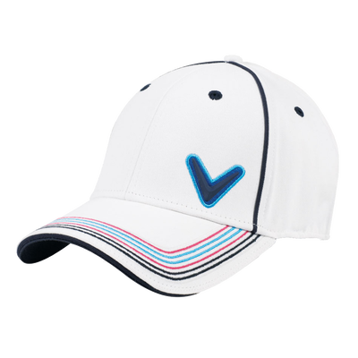 Visor Stripes Cap