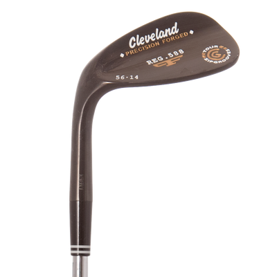 Cleveland 588 Forged Black Pearl Wedges (2012)