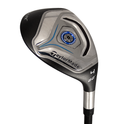 TaylorMade Jetspeed Rescue Hybrids 4 Hybrid Mens/Right