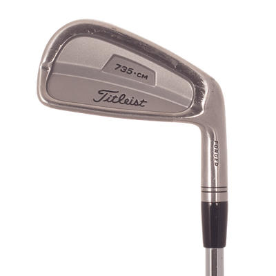 Titleist Forged 735.CM Stainless Irons